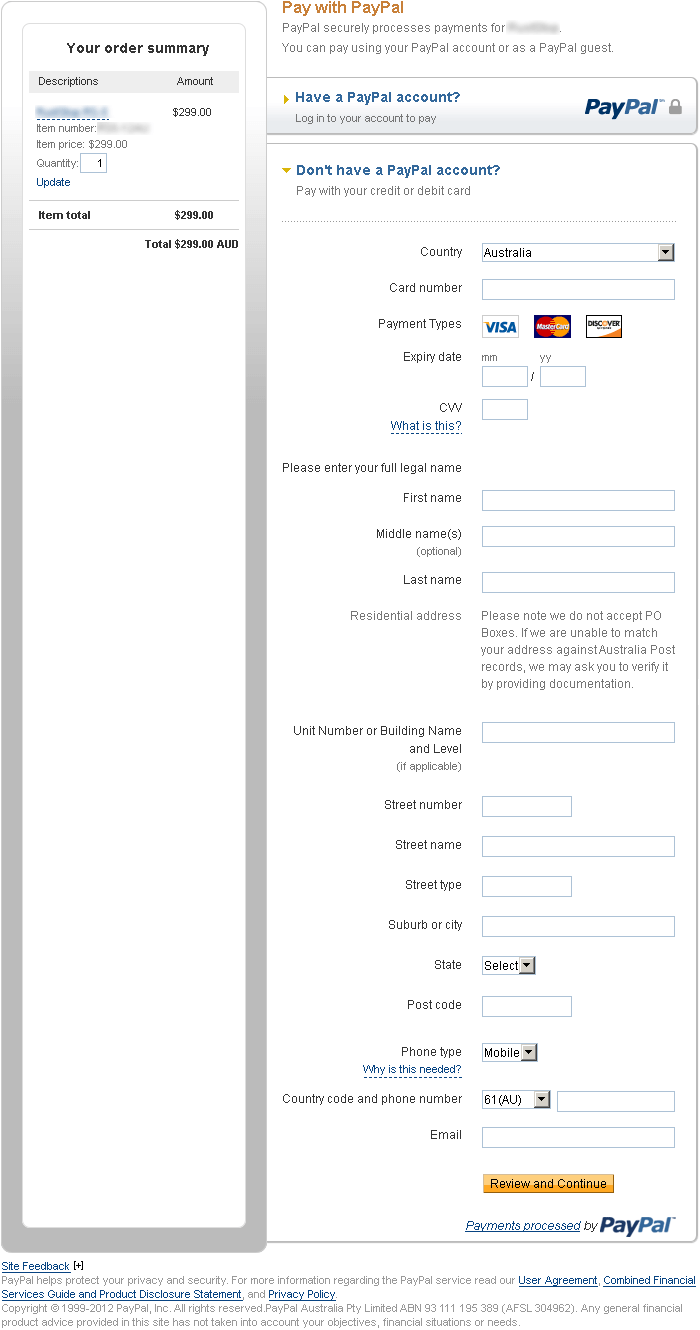 Are you losing customers at checkout because of PayPal?